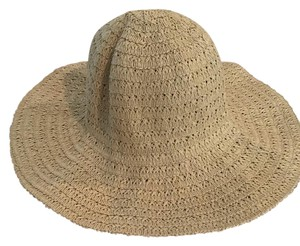 J.Crew straw hat only worn once