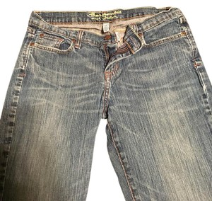 Abercrombie & Fitch & Af Boot Cut Jeans-Medium Wash