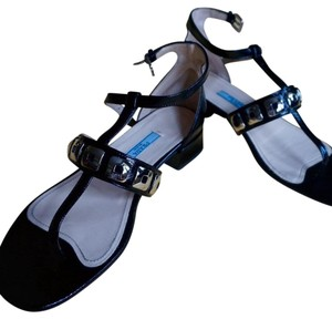 Prada Nero/Black Sandals