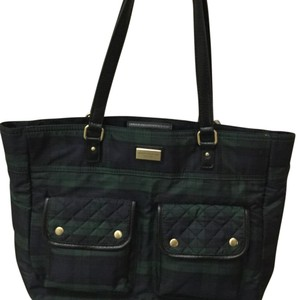 Tommy Hilfiger Tote in green and blue