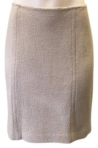 St. John Skirt Camel Brown