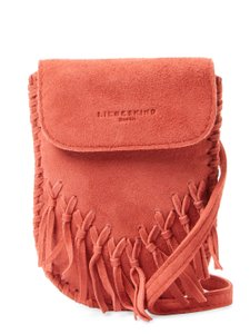 Liebeskind Boho Festival Suede Fringe Cross Body Bag