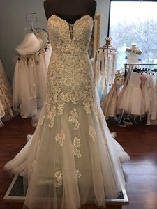 David Tutera For Mon Cheri Beryl 114293 Wedding Dress