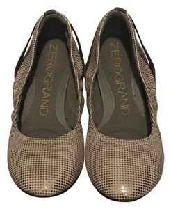 Cole Haan Pink and grey Flats