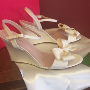 Kate Spade Ibella Ivory Retails $358 Wedding Shoes