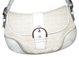 Coach Soho Signature Leather Shoulder Bag