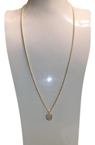 Kendra Scott Oliver in gold iridescent drusy
