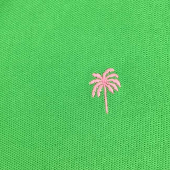 Lilly Pulitzer Button Down Shirt Grasshopper Image 2