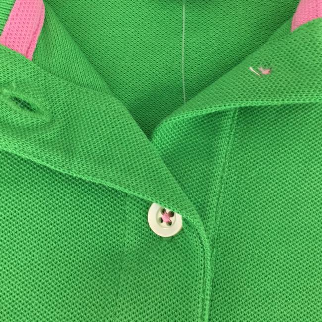Lilly Pulitzer Button Down Shirt Grasshopper Image 4