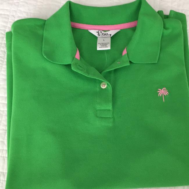 Lilly Pulitzer Button Down Shirt Grasshopper Image 7