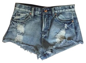 Forever 21 Cut Off Shorts Jean