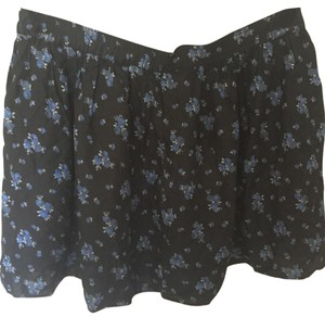 American Eagle Outfitters Mini Skirt Navy
