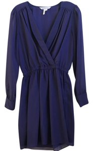 BCBGeneration short dress Blue on Tradesy