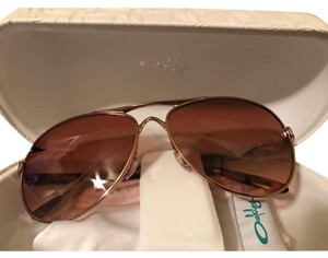 Oakley Golden-brown Sunglasses