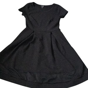 Rue 21 short dress Black on Tradesy