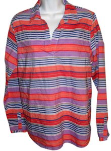 Tommy Hilfiger L Striped Tunic