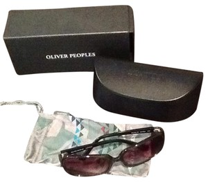 Oliver Peoples Hunter Green Sunglasses