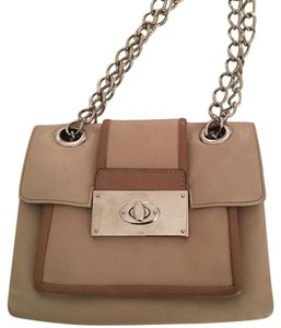 Lanvin Beige Messenger Bag