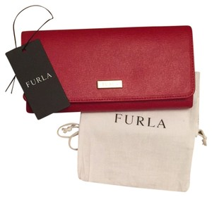 Furla Furla Saffiano Leather Continental Wallet