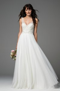 Watters Locket Wedding Dress