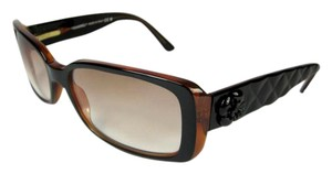 Chanel Quilted - Tortoise Brown & Gold Metal