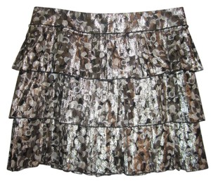 DKNY Mini Skirt Multi-Color