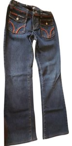 Dolce&Gabbana Boot Cut Jeans-Medium Wash