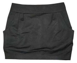 Design by Domo Mini Skirt black