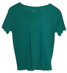J.Crew Made In The Usa T Shirt Emerald