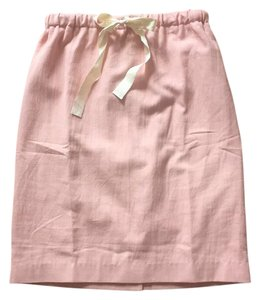 people tree Ethical Fashion Organic Skirt Pink