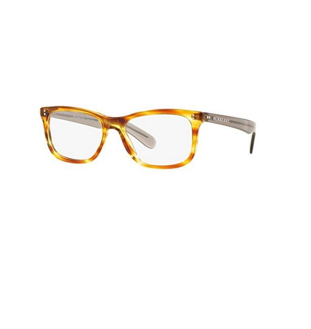 Burberry Havana Eyeglasses Be2212 3550 Burberry Havana Eyeglasses Be2212 3550 Image 1