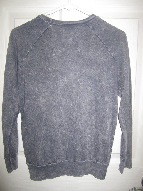 American Age Made In Usa Top Grey Wash