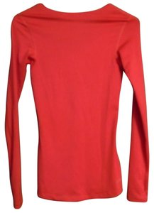 Nike NIke Pro V-Neck Long Sleeve Top with Thumb Holes Size XS