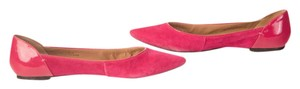 Talbots Made In Brazil JAZZ PINK Flats