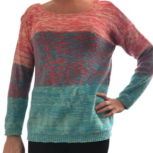 Tobi Longsleeve Multicolored Bright Comfy Sweater