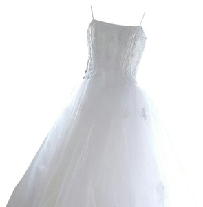 Oleg Cassini 9009 Wedding Dress