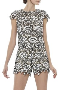 Alice + Olivia Alice+Olivia lace matching top and shorts