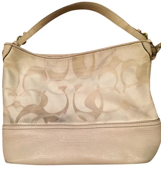 Preload https://item4.tradesy.com/images/coach-carly-optic-signature-c-large-purse-in-whitekhaki-11961-white-canvasleather-hobo-bag-21100138-0-1.jpg?width=440&height=440