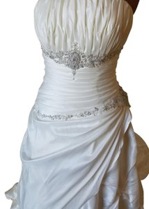 Alfred Angelo Paulina Is Our Best Guess Judging From Similar Style Wedding Dress