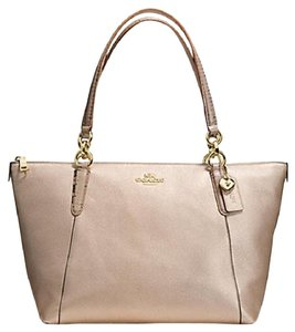 Coach Ava Gold Shoulder Bag