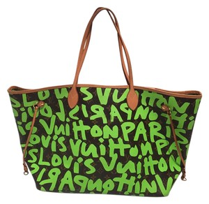 Louis Vuitton Vuitton Neverfull Vuitton Neverfull Gm Neverfull Gm Vuitton Graffiti Tote