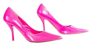 Rue 21 Pink Pointed Toe Fuchsia Pumps