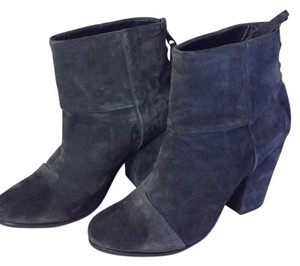 Rag & Bone Charcoal / Grey Boots