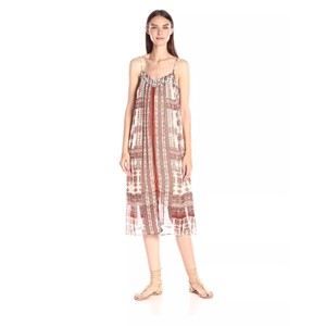 Lucky Brand short dress natural multi on Tradesy