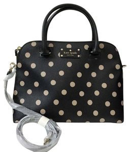 Kate Spade Tote Maise Satchel in Black bgdoc