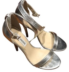 Steve Madden Silver Formal