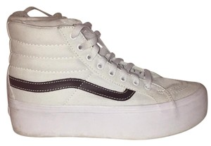 Vans white Athletic