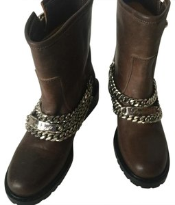 Dsquared2 Brown Boots