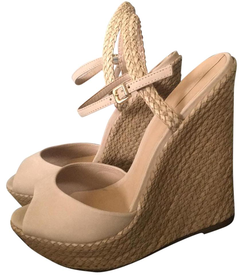 94922bb9cd9a ALDO Sand Shizuko Ankle Strap Wedges. Size  US 8 Regular (M ...
