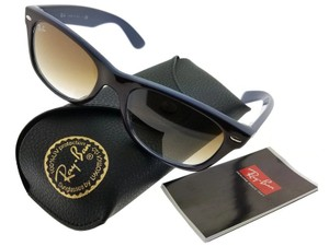 Ray-Ban RB2132-874-51 Wayfarer Unisex Brown Frame Brown Lens Sunglasses